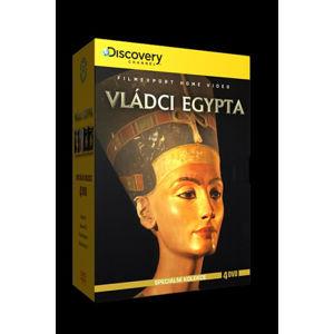 Vládci Egypta - Speciální kolekce - 4DVD - neuveden