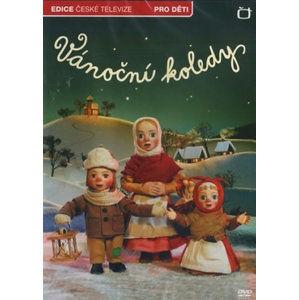 Vánoční koledy - Loutkový večerníček - 1 DVD - neuveden