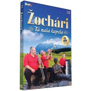 Žochári -Tá naša kapela - CD+DVD - neuveden