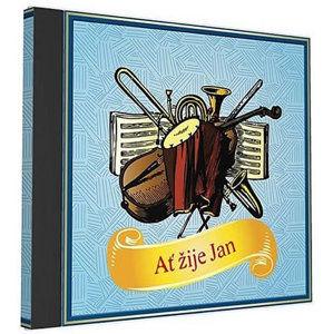 Zmožek - Ať žije Jan - 1 CD - neuveden