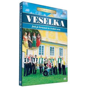 Veselka - Jak je krasná ta česka zem  - DVD - neuveden