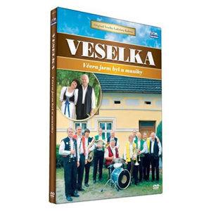 Veselka - Včera jsem byl u muziky - DVD - neuveden
