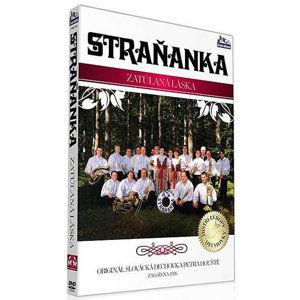 Straňanka - Zatulaná láska - DVD - neuveden