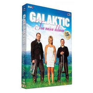 Galaktik – Tou našou dolinou - CD+DVD - neuveden