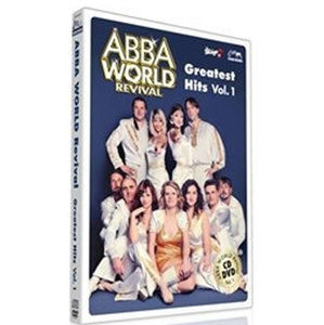 ABBA Wordl Revival - 2 DVD - neuveden