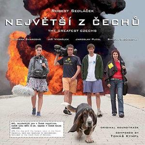 Největší z Čechů - CD (hudba z filmu) - neuveden