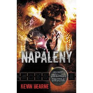 Napálený - Kroniky železného druida 4 - Kevin Hearne